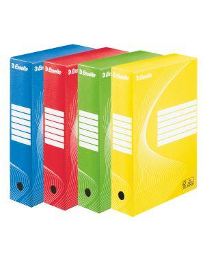 Scatola archivio standard 80 Esselte Colore Assortiti ES_128409
