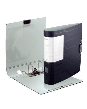 Registratore con meccanismo a leva 180° Leitz Active Prestige Colore Nero ES_10260095