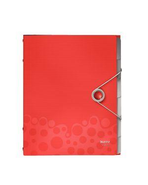 Libro Monitore Leitz Bebop Colore Rosso ES_45690025