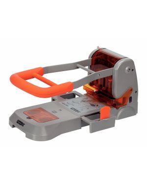 Perforatore Rapid Supreme Heavy Duty HDC300 Colore Grigio/Arancio ES_24826200 by Rapid