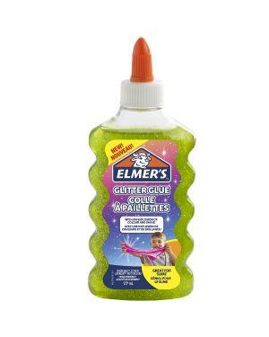 Elmer s colla glit. verde 177ml Elmers 2107068 3026981070686 2107068