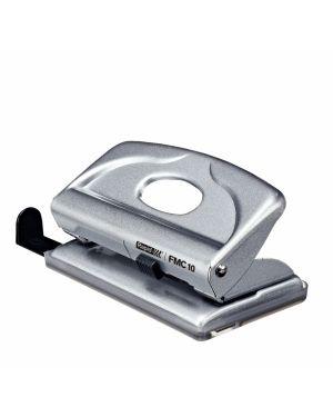 Perforatore Rapid Fashion in metallo compatto FMC10 Colore Argento brillante ES_21835302 by Rapid