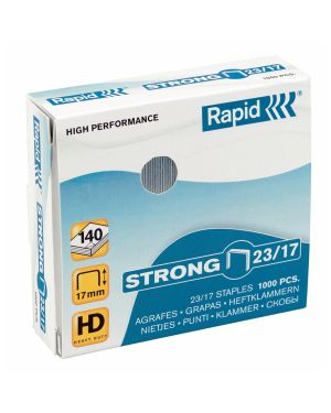 Punti 23/15 Rapid Strong Colore Bianco ES_24870200 by Rapid