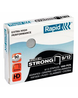 Punti 9/12 Rapid SuperStrong Colore Bianco ES_24871300 by Rapid