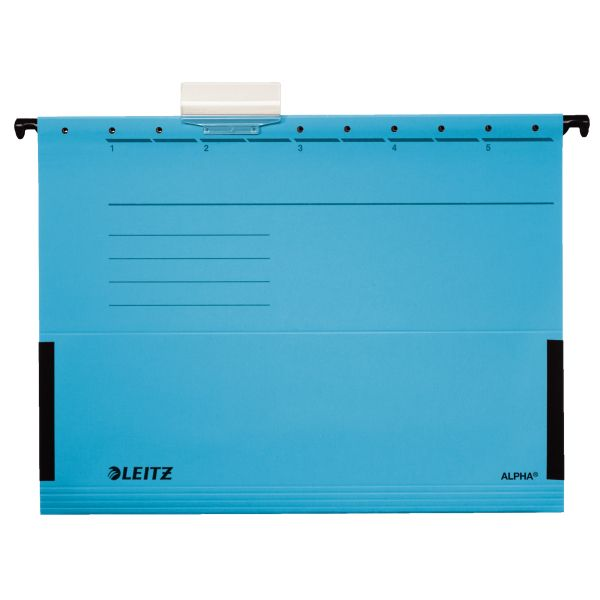 Tasca sospesa Leitz Alpha® Colore Blu