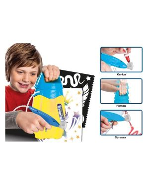 Color spray Crayola 25-7374 5010065073746 25-7374