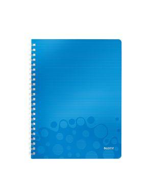 Blocco per appunti Leitz WOW Colore Blu metallizzato ES_46380036
