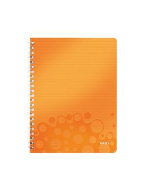 Blocco per appunti Leitz WOW Colore Arancione metallizzato ES_46380044 by Leitz
