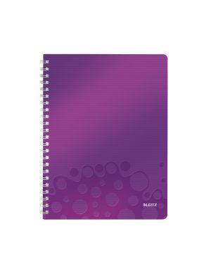 Blocco per appunti Leitz WOW Colore Viola ES_46380062 by Leitz