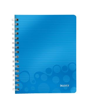 Blocco per appunti Leitz WOW Colore Blu metallizzato ES_46410036 by Leitz