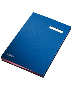 Libro firma Esselte Colore Blu ES_621063 by Esselte