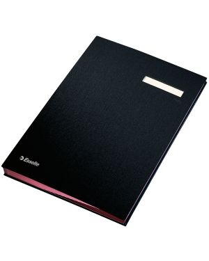 Libro firma Esselte Colore Nero ES_621061 by Esselte