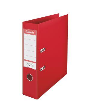 Registratore con meccanismo a leva n. 1 in PP Esselte Colore Rosso ES_811330