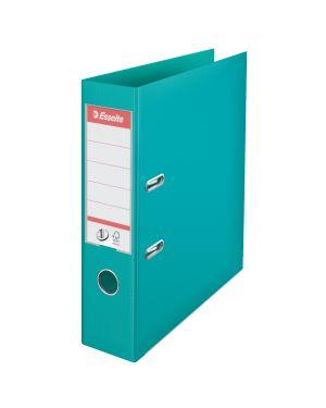 Registratore con meccanismo a leva n. 1 in PP Esselte Colore Turchese ES_811550