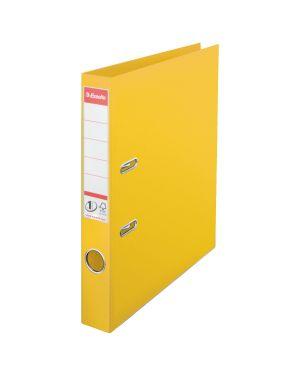 Registratore con meccanismo a leva n. 1 in PP Esselte Colore Giallo ES_811410