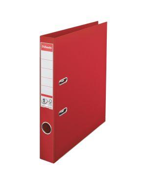 Registratore con meccanismo a leva n. 1 in PP Esselte Colore Rosso ES_811430