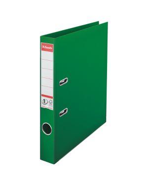 Registratore con meccanismo a leva n. 1 in PP Esselte Colore Verde ES_811460