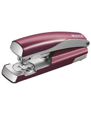 Cucitrice da ufficio in metallo Leitz Style NeXXt Series Colore Rosso Granato ES_55626028