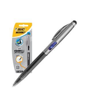 Penna a sfera a scatto stylus 2in1 bic® 919378_73401