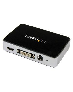 Scheda Acquisizione Video Grabber USB 3.0 - HDMI / DVI / VGA / Component HD - Scheda Cattura video Esterna - 1080p 60fps  USB3HDCAP_V933304