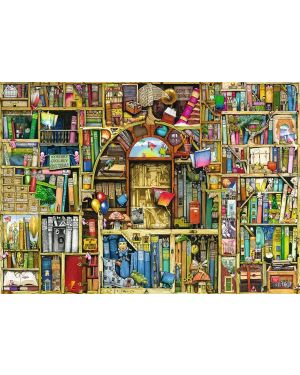 La biblioteca bizzarra 2 Ravensburger 19314B 4005556193141 19314B