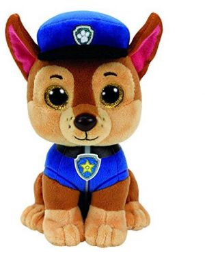 Paw patrol chase Ty T41208 8421412082 T41208