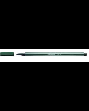 Pennarello stabilo pen 68/63 verde terra Confezione da 10 pezzi 68/63_67509 by Stabilo
