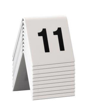 Set da 11 a 20 numeri per i tavoli securit TN-11-20 8718226498120 TN-11-20_74553