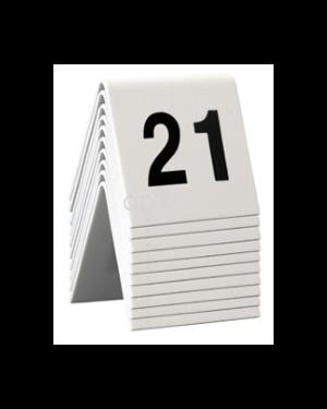 Set da 21 a 30 numeri per i tavoli securit TN-21-30 8718226498137 TN-21-30_74554