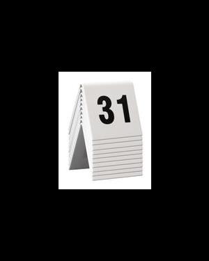 Set da 31 a 40 numeri per i tavoli securit TN-31-40 8718226498144 TN-31-40_74555