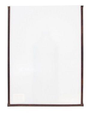 Set 3 porta menu' crystal br1 singolo (per 2 fogli a4 MC3-CYA4-BR1 8717624244810 MC3-CYA4-BR1_74564