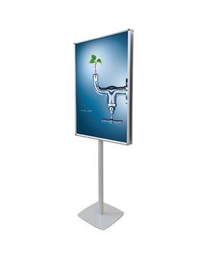Cornice a scatto autoportante 70x100 bifacciale info pole design 110727 74584 A 110727_74584 by Studio T