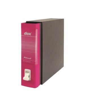 Registratore new dox 2 fucsia dorso 8cm f.To protocollo D26200_74599 by Dox