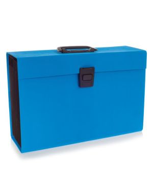 Archiviatore a soffietto azzurro 19tasche joy rexel 2104019 5028252423465 2104019_74702