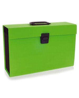 Archiviatore a soffietto verde lime 19tasche joy rexel 2104021 5028252423502 2104021_74704