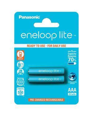 Blister 2 ministilo ricaricabili eneloop lite aaa panasonic C310003 5410853052753 C310003_74804 by Panasonic