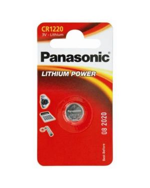 Blister micropila litio cr1220 panasonic C301220 5019068085091 C301220_74816 by Panasonic