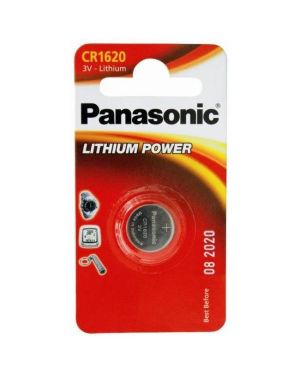 Blister micropila litio cr1620 panasonic C301620 5025232068258 C301620_74818 by Panasonic