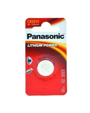 Blister micropila litio cr2012 panasonic C302012 5410853038450 C302012_74820
