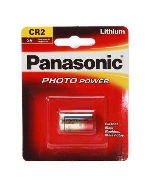 Blister micropila photo litio cr2 panasonic C300002 5025232016082 C300002_74827 by Panasonic