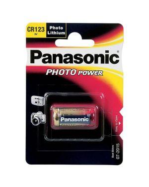 Blister micropila photo litio cr123 panasonic C300123 5410853017097 C300123_74828 by Panasonic