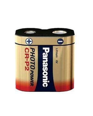 Blister micropila photo litio crp2 panasonic C300012 5410853017134 C300012_74830 by Panasonic