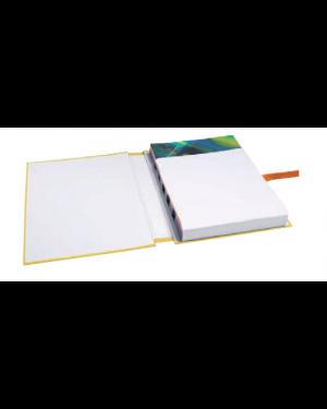 Cartella dorso estensibile rosso con alette in carta exacompt CONFEZIONE DA 10 223275E_73145