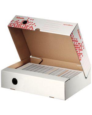 Scatola archivio speedbox dorso 80mm 35x25x8cm apertura totale esselte 623910 4049793026008 623910_74728