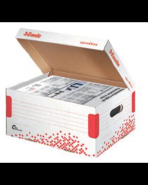Scatola container speedbox large   36,4x43,3x26,3cm esselte Confezione da 15 pezzi 623913_74731