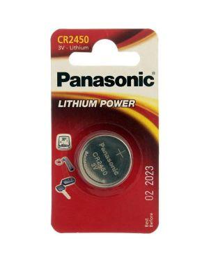 Blister micropila litio cr2450 panasonic C302450 5410853014355 C302450_74826 by Panasonic