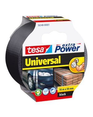 Nastro adesivo 10mtx50mm nero tesa® extra power universal 56348-00001-05  56348-00001-05_74839 by Esselte