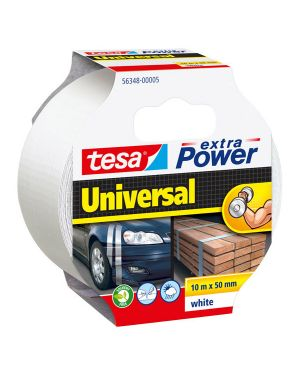 Nastro adesivo 10mtx50mm bianco tesa® extra power universal 56348-00005-05 4042448033109 56348-00005-05_74840 by Tesa