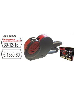 Prezzatrice nuova smart 8-2612 printex SM2612-08n/rtk 8034049910329 SM2612-08n/rtk_74892 by Printex