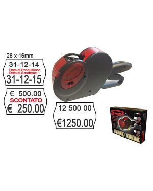 Prezzatrice nuova smart colori ass. 16-2616 printex SM2616-16n/rtk 8032618975991 SM2616-16n/rtk_74900 by Printex
